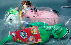 Scarce Toy Story Plush Figure Set