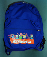 1996 Nickeldeon Canvas Back Pack