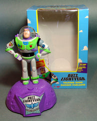 1995 Toy Story Talking Buzz Lightyear Bank