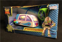 2006 Toy Story Remote Control Space Racers