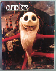 1994 Japan Nightmare Before Christmas Cinefex Magazine