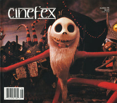 1993 Nightmare Before Christmas Cinefex Magazine