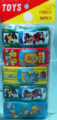 1960's Tin Japan Circus Car Set
