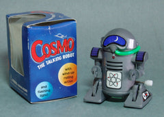 Wind Up Talking Cosmo Robot