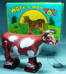 Vintage Hong Kong Walk A Way Cow Ramp Walker