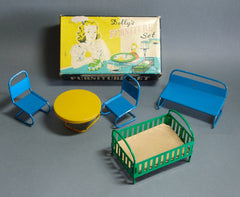 Cragstan Japan Little Dolly Furniture Set