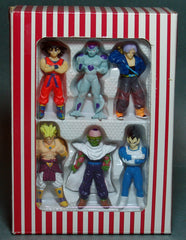 Set of 6 Dragon Ball Z Figures