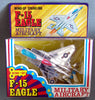 Wind Up F-15  Eagle Military USAF Jet
