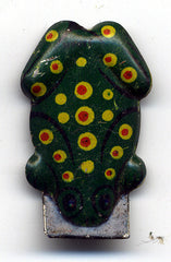 1950's Japan Tin Green Frog Clicker