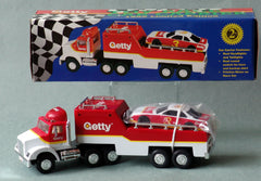 1985 Limited Edition Getty Car Carrier