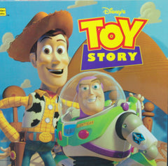 Toy Story Golden Book