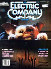 Gremlins Electric Company Magazine