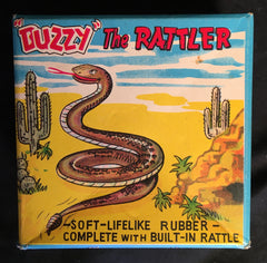 Vintage Buzzy The Rattler Box