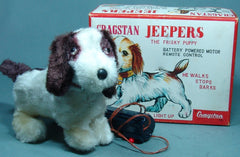 Alps Japan Jeepers The Frisky Puppy