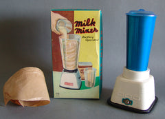 1940's Nomura Battery Powered Milk Shake Machine