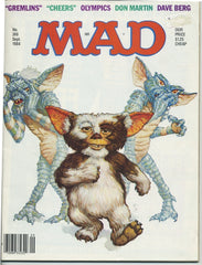 1984 Gremlins Mad, People, and US Magazines