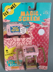 Pee Wee's Playhouse Magic Screen Wind Up