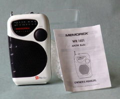 Memorex Advertising Transistor Radio