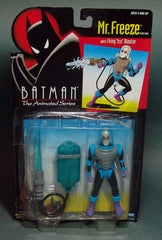 Batman Mr. Freeze Action Figure