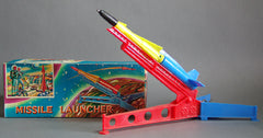 Vintage Space Rocket Missile Launcher