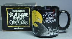 Nightmare Before Christmas Jack On Hill Mug