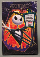Nightmare Before Christmas 20th Anniversary Journal