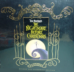 1993 Nightmare Before Christmas Laser Disk Set