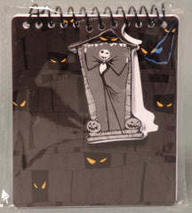 Nightmare Before Christmas 20th Anniversary 2 Deck Note Book