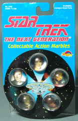 Star Trek Next Generation Spectra Star Collectable Action Marbles