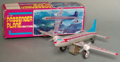 Vintage China Overseas Airline Friction Passenger Plane