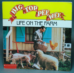 Big Top Pee Wee Life On The Farm Schoolastic Book