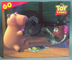 1995 Toy Story Ham And Mr. Potato Head Puzzle