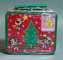 Power Puff Girls Lunch Tin