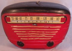 1996 Retro Radio Candle