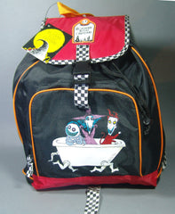 Nightmare Before Christmas Lock Shock And Barrell Back Packs