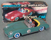 Vintage China Tin Friction Racing Car