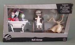 Nightmare Before Christmas Roll Along Set