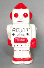 Vintage Robot Bank - Way Cool!