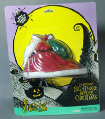 Hasbro Nightmare Before Christmas Vinyl Santa
