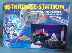 Starbase Station Intergalatic Playset