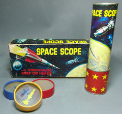 Vintage Japan Space Scope Kaleidoscope