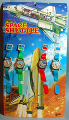 1960's Japan Space Shuttle Play Watches
