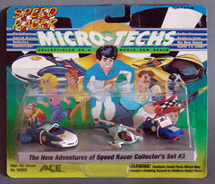 Speed Racer Micro Machines Collectors Set Number 3