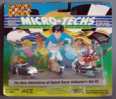 Speed Racer Micro Machines Collectors Set Number 2