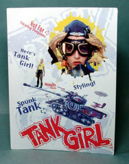 1995 Tank Girl Press Release Kit