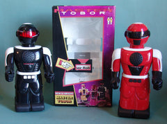 New Bright Battery Operated Master Tobor Robot