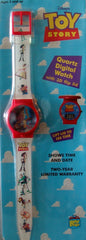 1995 Hasbro Toy Story Digital Watch With 3D Lid