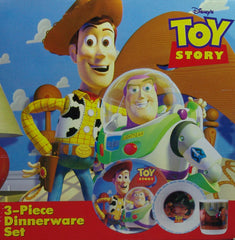 1995 Toy Story Dinner Set