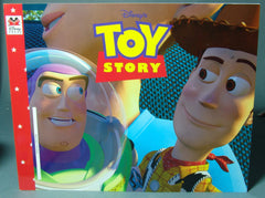 Disney Press 1996 Toy Story Book