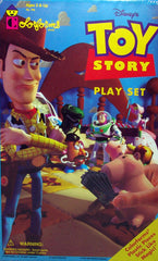 1995 Toy Story Colorforms Set